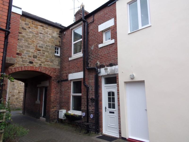 1 Bedroom Property for sale in Currys Buildings, Morpeth, Morpeth, Northumberland, NE61 1DG