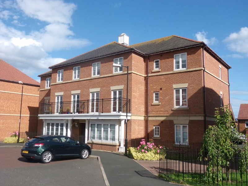 2 Bedrooms Apartment Flat for sale in Aylesford Mews, Ashbrooke, Sunderland, Tyne & Wear, SR2 9HZ