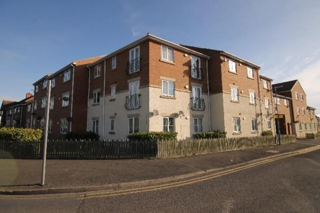 2 Bedrooms Apartment Flat for sale in Warren Road, Hartlepool, Hartlepool, Durham, TS24 9DP