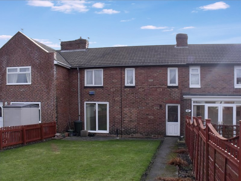 3 Bedrooms Property for sale in Jamieson Terrace, South Hetton, South Hetton, Durham, DH6 2SR