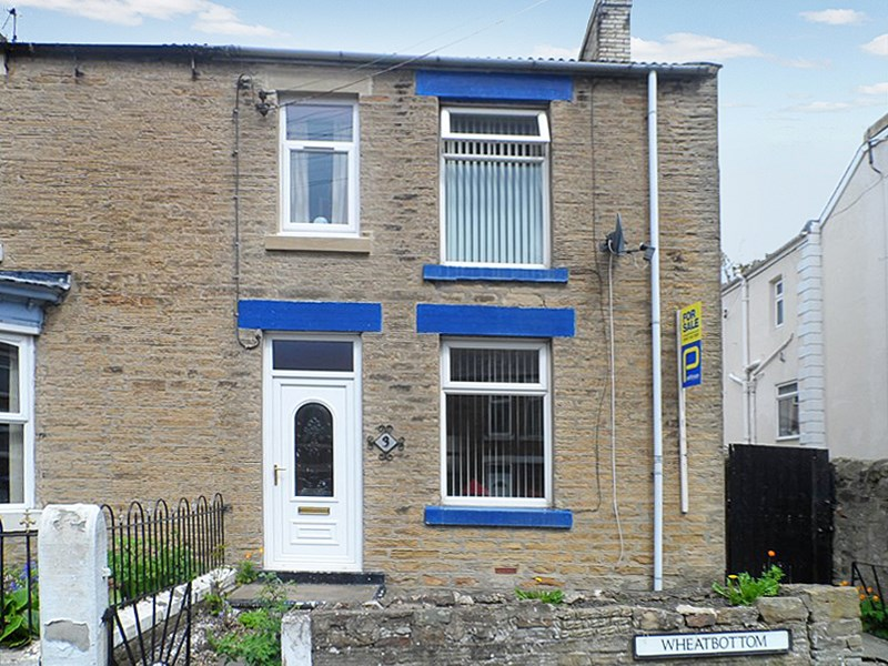 3 Bedrooms Property for sale in Wheatbottom, Crook, Crook, Durham, DL15 9HB