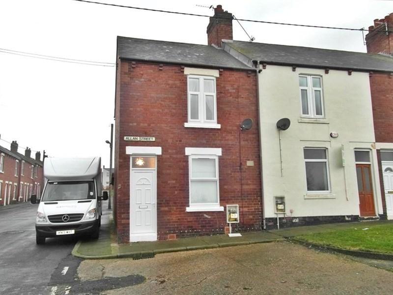 3 Bedrooms Property for sale in Allan Street, Easington, Easington, Durham, SR8 3QH