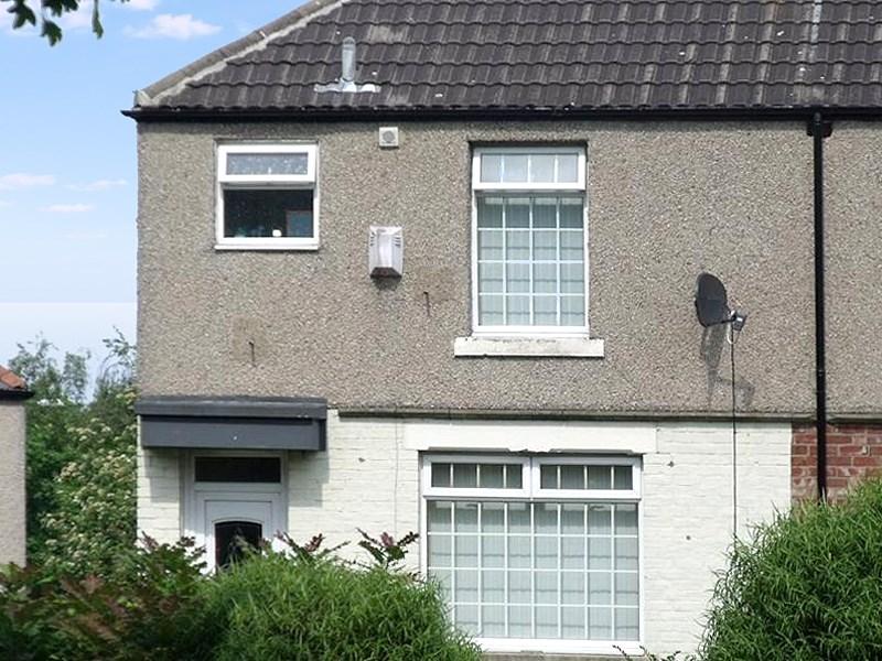 2 Bedrooms Property for sale in Tyne Gardens, concord, Washington, Tyne & Wear, NE37 2RA