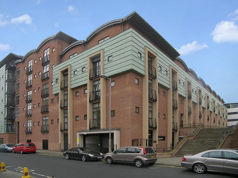 2 Bedrooms Apartment Flat for sale in Curzon Place, Gateshead, Gateshead, Tyne & Wear, NE8 2ES