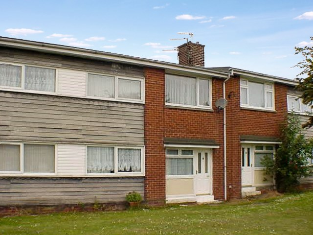 1 Bedroom Property for sale in Canterbury Close, Ashington, Northumberland, NE63 9QQ