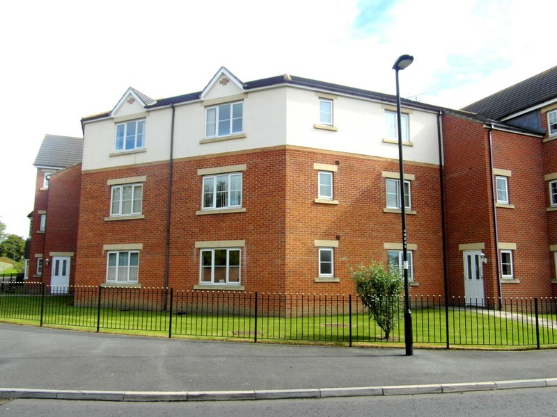 2 Bedrooms Apartment Flat for sale in Haydon Drive, Wallsend, Wallsend, Tyne & Wear, NE28 0BH