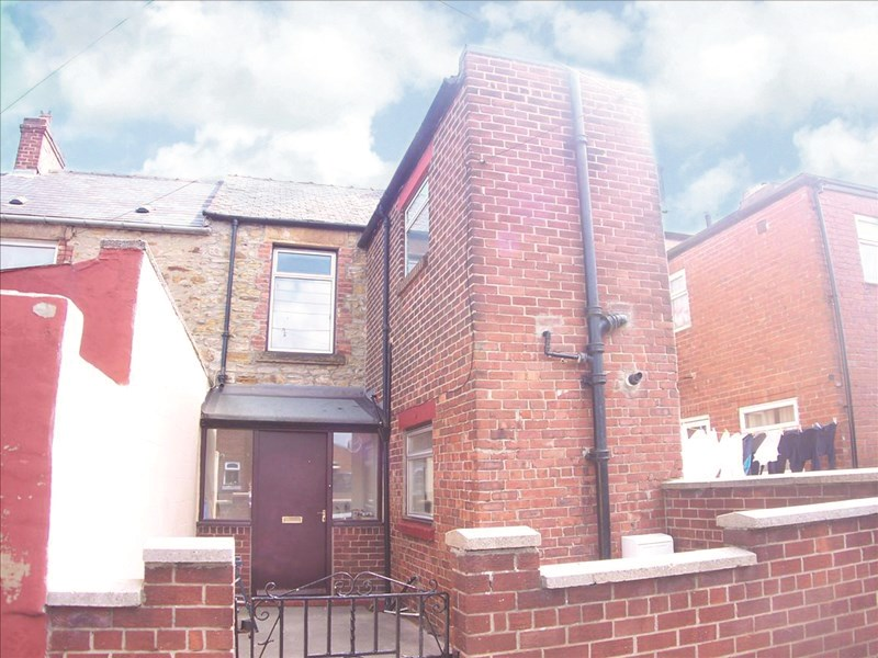 2 Bedrooms Property for sale in Park Terrace, Leadgate, Consett, Durham, DH8 7QD