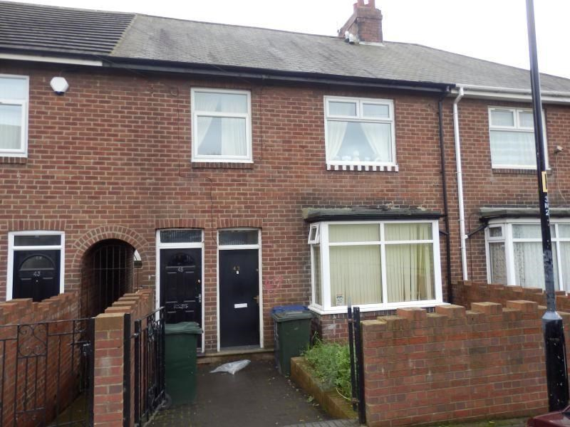 2 Bedrooms Property for sale in Macdonald Road, Benwell, Newcastle upon Tyne, Tyne & Wear, NE4 8XU