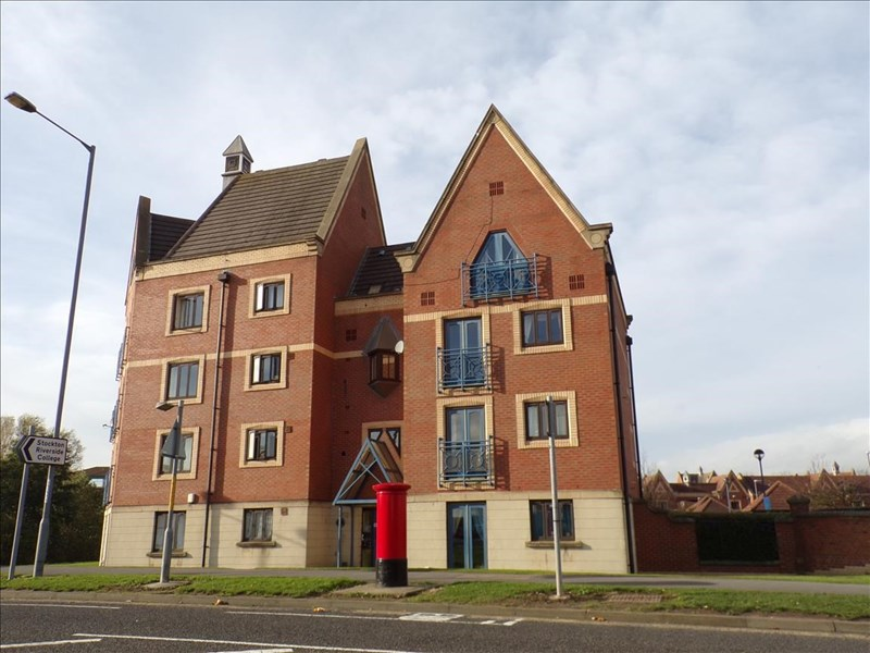 2 Bedrooms Property for sale in Trinity Mews, Thornaby, Stockton-on-Tees, Durham, TS17 6BQ