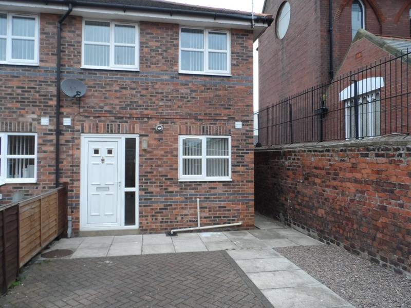 3 Bedrooms Property for sale in Church Mews, Station Road, Ashington, Ashington, Northumberland, NE63 8HA