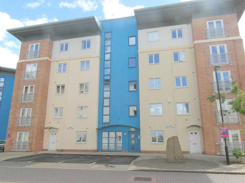 2 Bedrooms Apartment Flat for sale in Knightsbridge Court, Gosforth, Newcastle upon Tyne, Tyne & Wear, NE3 2JZ