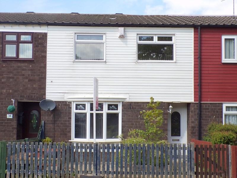 3 Bedrooms Property for sale in Darwen Court, Hemlington, Middlesbrough, Cleveland, TS8 9JF
