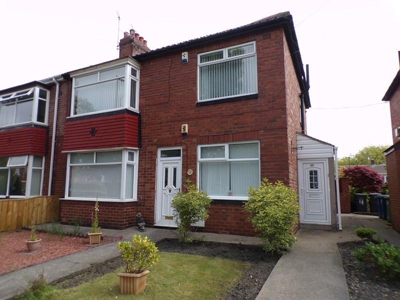 2 Bedrooms Property for sale in Black Road, Hebburn, Hebburn, Tyne & Wear, NE31 1HQ