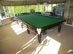 Image of Snooker Room