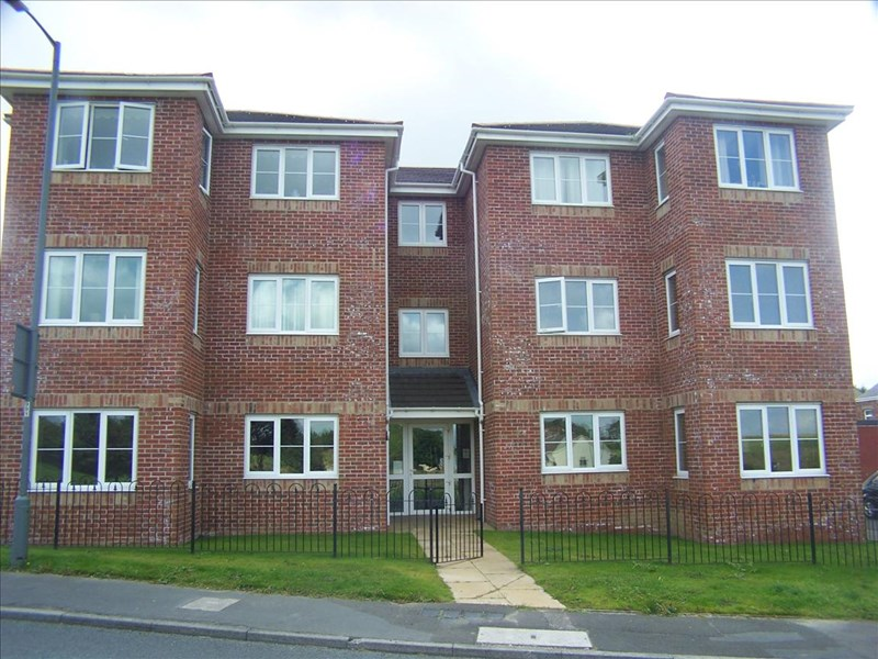 2 Bedrooms Apartment Flat for sale in Hazel Court, Haswell, Haswell, Durham, DH6 2DE