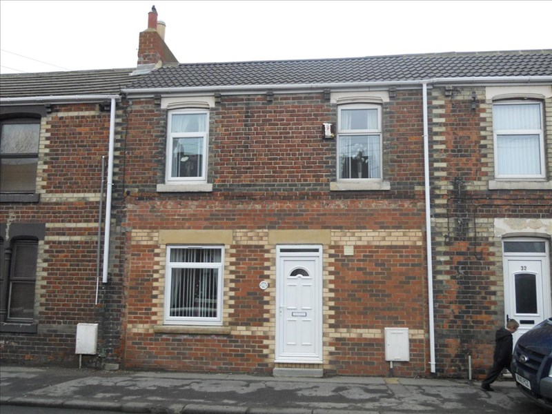 2 Bedrooms Property for sale in North Road West, Wingate, Wingate, Durham, TS28 5AP