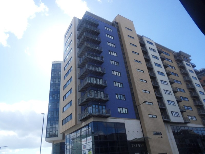 2 Bedrooms Apartment Flat for sale in The Bar, Newcastle city centre, Newcastle upon Tyne, Tyne & Wear, NE1 4BB