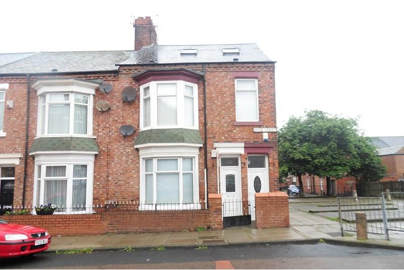 2 Bedrooms Property for sale in Hyde Street, westoe, South Shields, Tyne & Wear, NE33 3LL