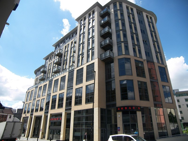 2 Bedrooms Apartment Flat for sale in City Quadrant, City Quadrant, Newcastle upon Tyne, Tyne & Wear, NE1 4DP