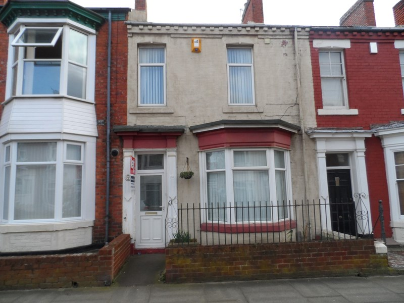 3 Bedrooms Property for sale in Northcote Street, chichester, South Shields, Tyne & Wear, NE33 4DJ