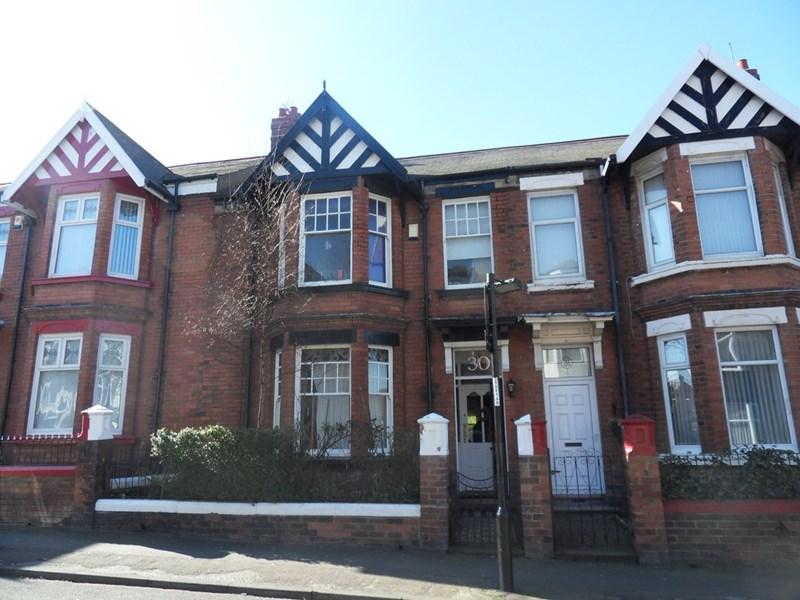 3 Bedrooms Property for sale in Beechwood Street, Ashbrooke, Sunderland, Tyne & Wear, SR2 7LU