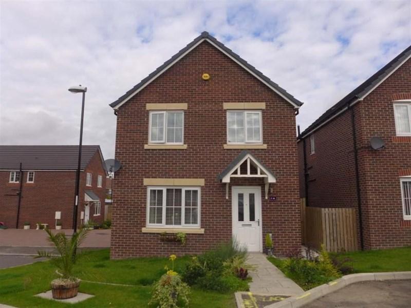 4 Bedrooms Property for sale in Kestrel Close, Easington Lane, Houghton Le Spring, Tyne & Wear, DH5 0GL