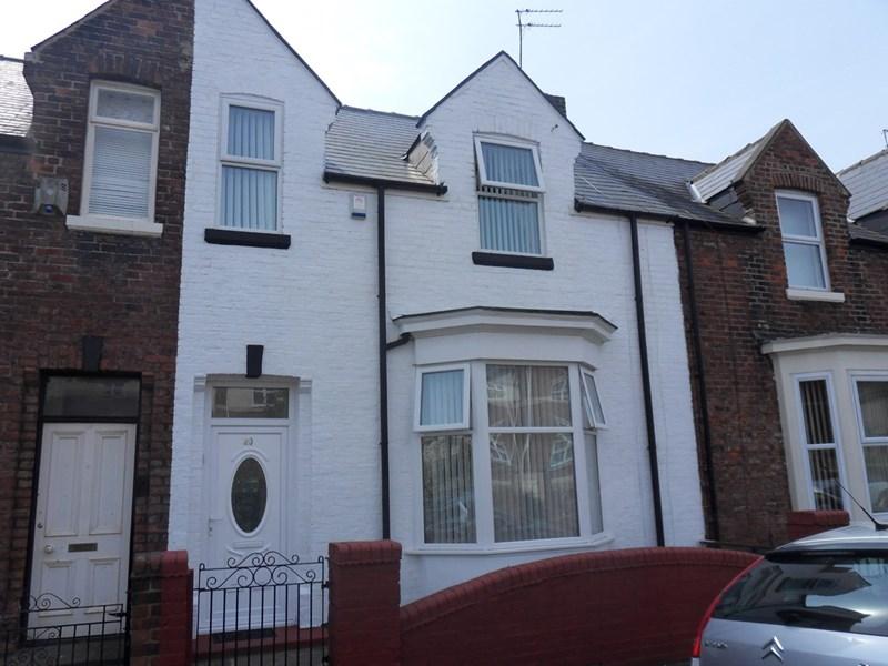4 Bedrooms Property for sale in Shakespeare Terrace, Thornhill, Sunderland, Tyne & Wear, SR2 7JG