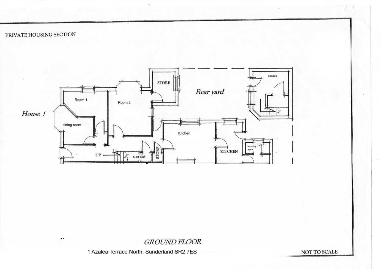 Ground floor, 1 Azalea