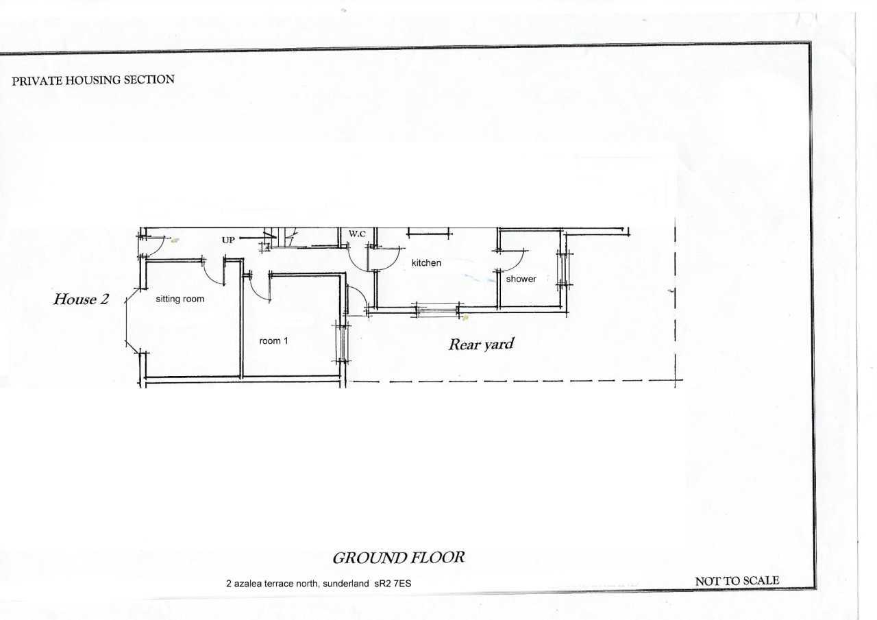 Ground floor, 2 Azalea