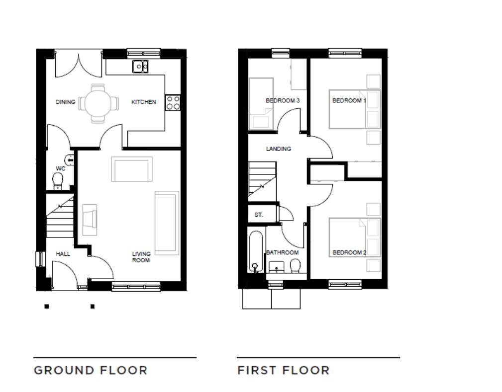 Sweethope Floorplan