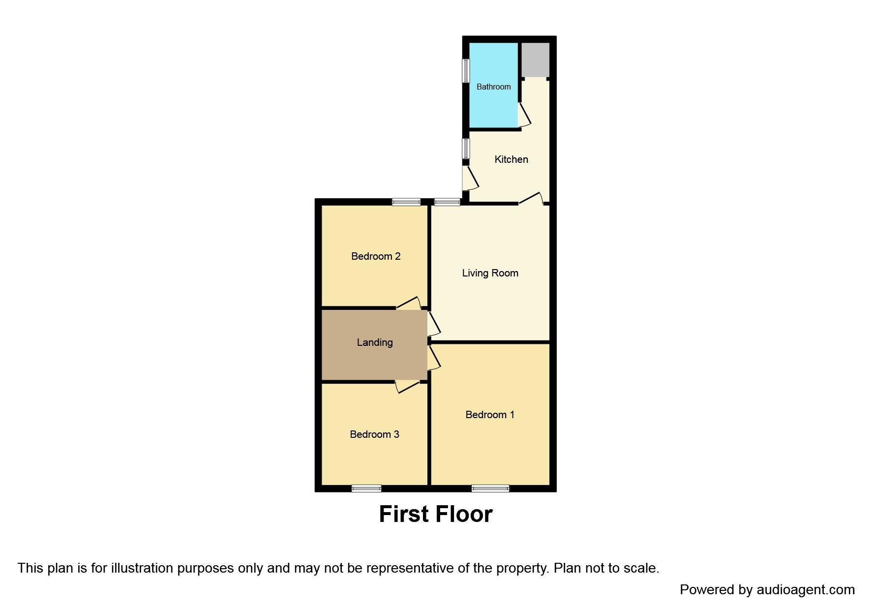 Original Floorplan.