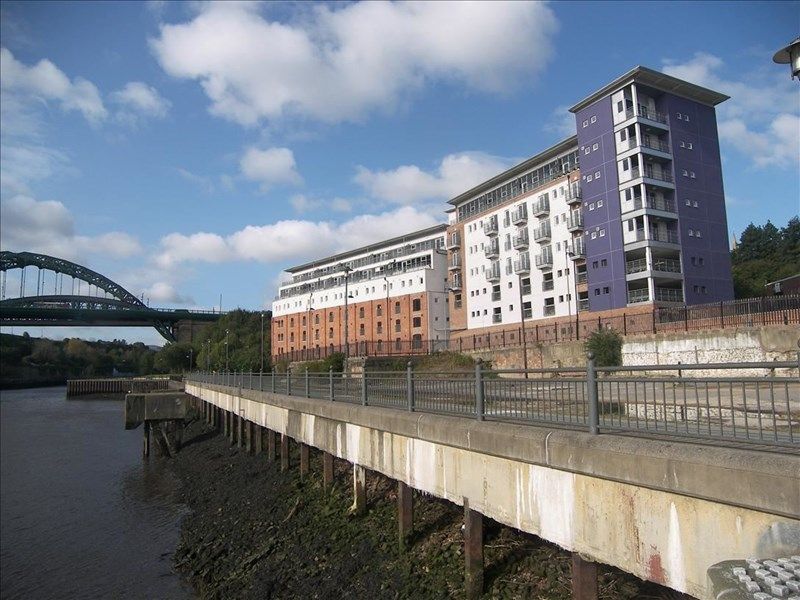 2 Bedrooms Apartment Flat for sale in Bonners Raff, Roker, Sunderland, Tyne & Wear, SR6 0AD