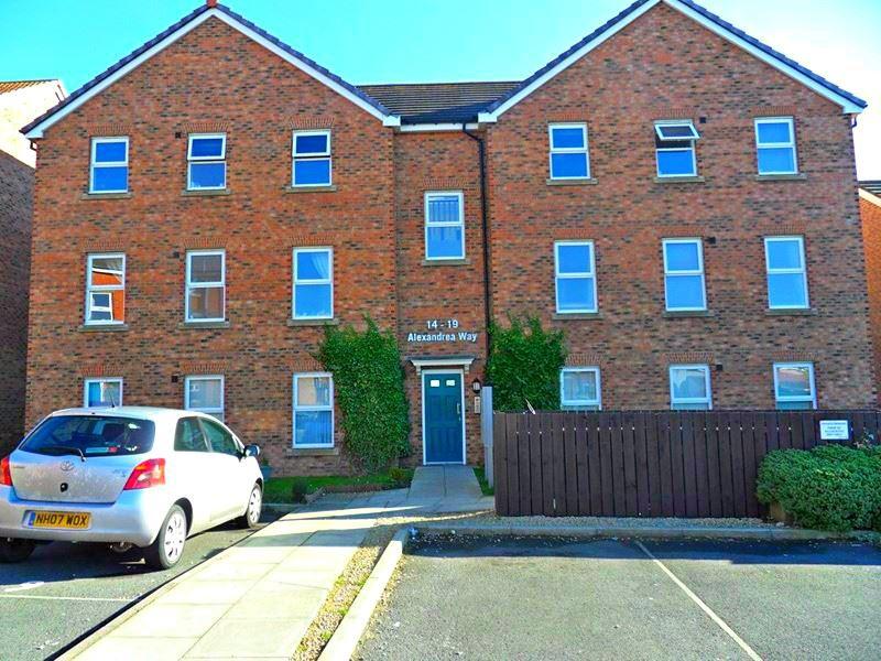 2 Bedrooms Property for sale in Alexandrea Way, Wallsend, Wallsend, Tyne & Wear, NE28 9JX