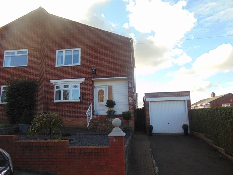 3 Bedrooms Property for sale in Hylton Walk, South Hylton, Sunderland, Tyne & Wear, SR4 0LB