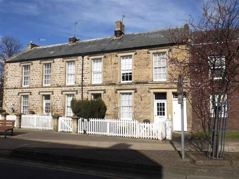 1 Bedroom Property for sale in Collingwood Terrace, Morpeth, Morpeth, Northumberland, NE61 1QJ