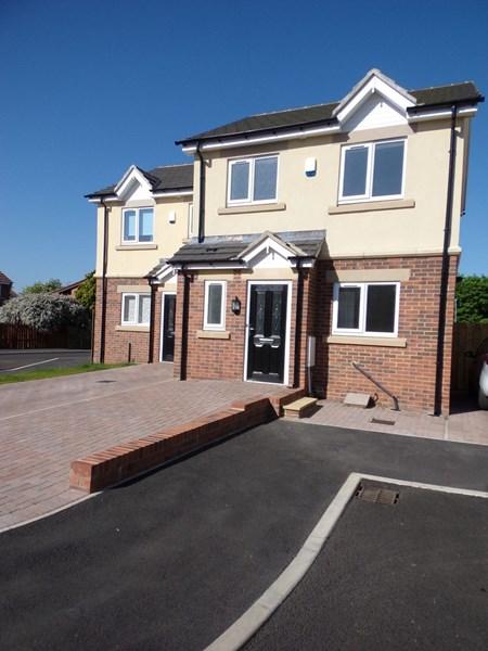 2 Bedrooms Property for sale in Kensington Close, Seghill, Cramlington, Northumberland, NE23 7UG