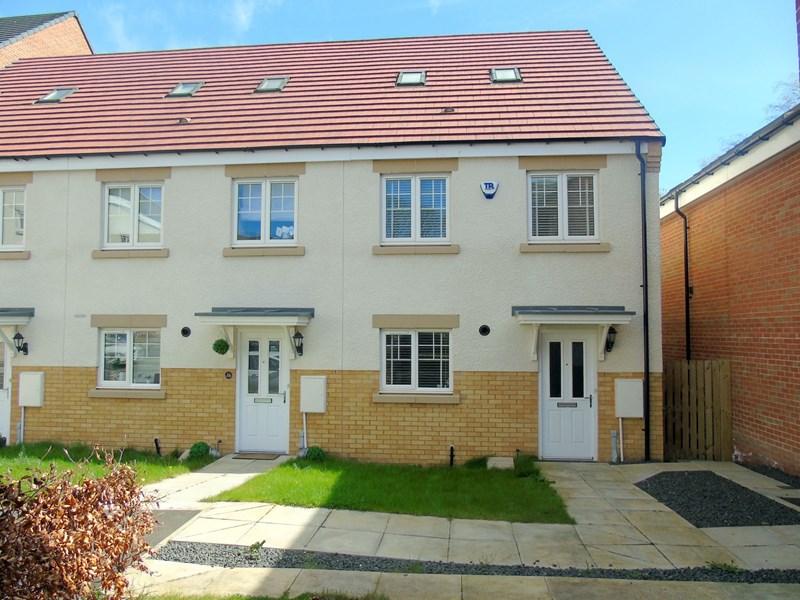 3 Bedrooms Property for sale in Loansdean Wood, Morpeth , Morpeth, Northumberland, NE61 2FB