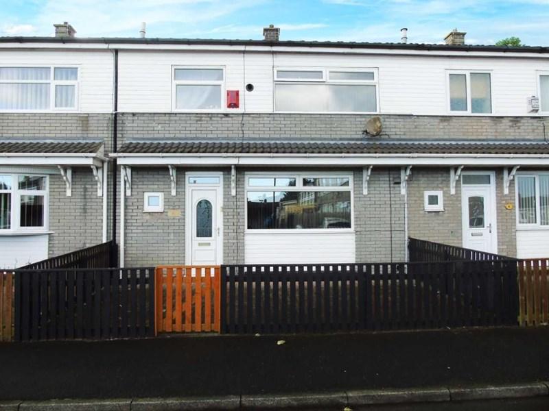 3 Bedrooms Property for sale in Medway Close, Peterlee, Peterlee, Durham, SR8 1EZ
