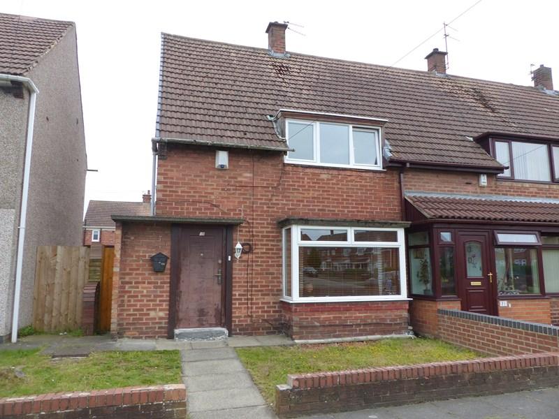 2 Bedrooms Property for sale in Chelmsford Road, Hylton Castle , Sunderland, Tyne and Wear, SR5 3NJ