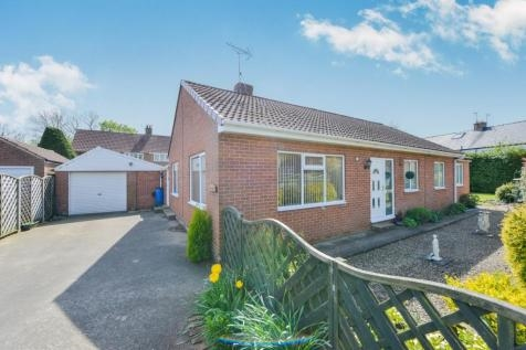 3 Bedrooms Bungalow for sale in Kimberley, Great Langton, Northallerton, North Yorkshire, DL7 0TY