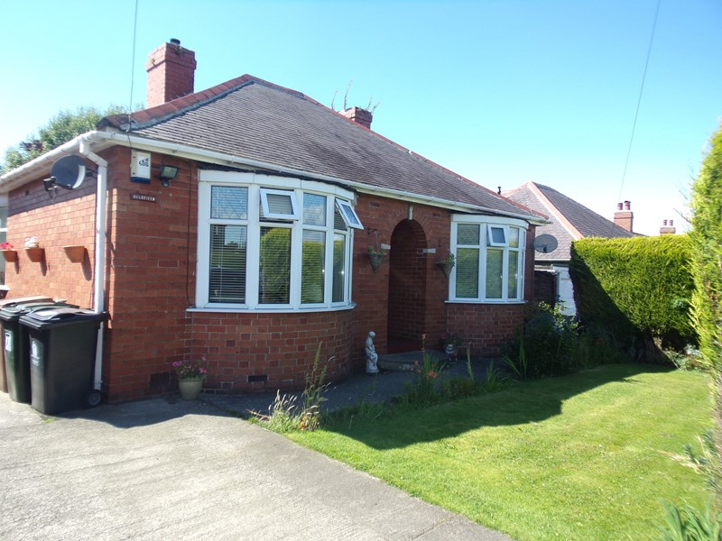 2 Bedrooms Bungalow for sale in Burradon Road, Annitsford, Cramlington, Tyne and Wear, NE23 7BB