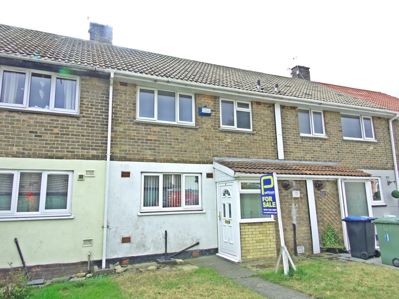 2 Bedrooms Property for sale in Granville Road, Peterlee, Peterlee, Durham, SR8 5RG