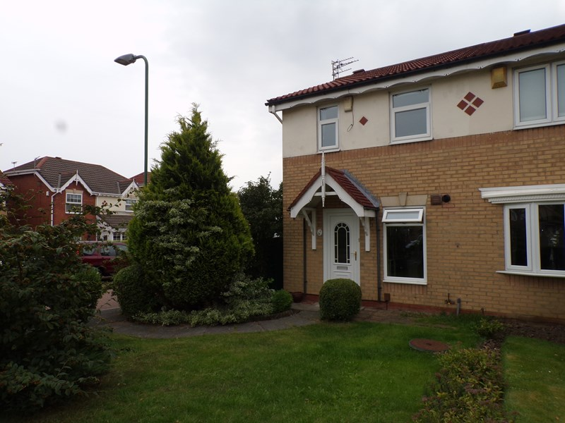 2 Bedrooms Property for sale in Calf Close Drive, Jarrow , Jarrow, Tyne and Wear, NE32 4SW