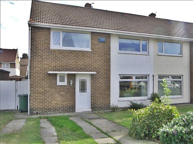 4 Bedrooms Property for sale in Yoden Road, Peterlee, Peterlee, Durham, SR8 5JD