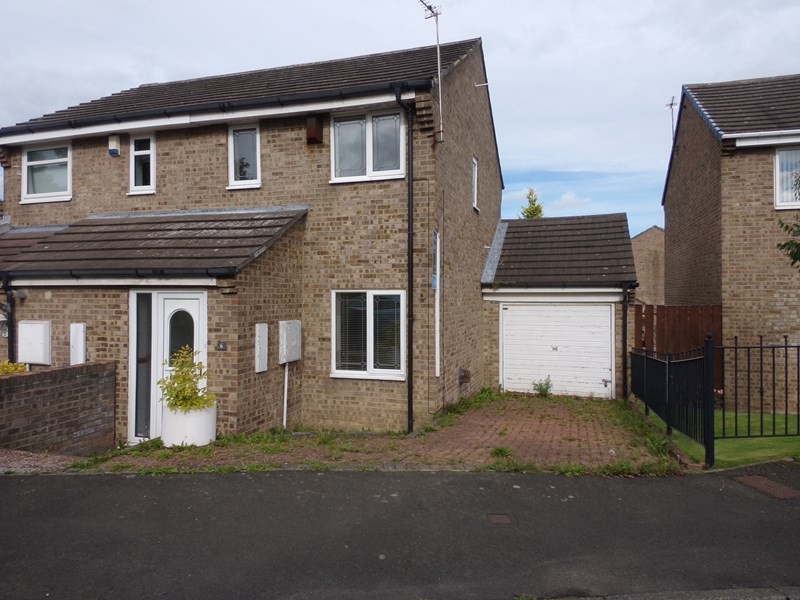 2 Bedrooms Property for sale in The Grange, Tanfield Lea, Stanley, Durham, DH9 9UN