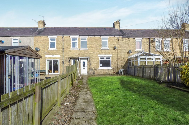 2 Bedrooms Property for sale in Fifth Row, Linton Colliery, Morpeth, Northumberland, NE61 5SL
