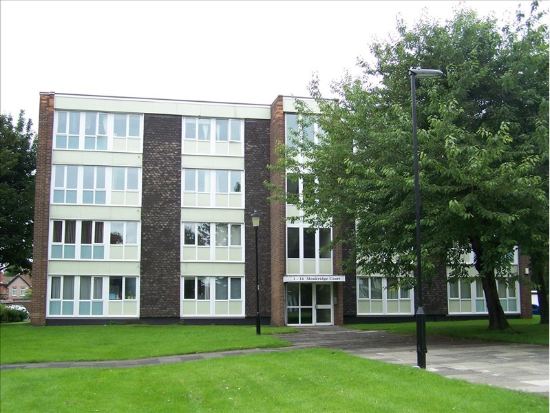 2 Bedrooms Apartment Flat for sale in Monkridge Court, South Gosforth, Newcastle upon Tyne, Tyne and Wear, NE3 1YW