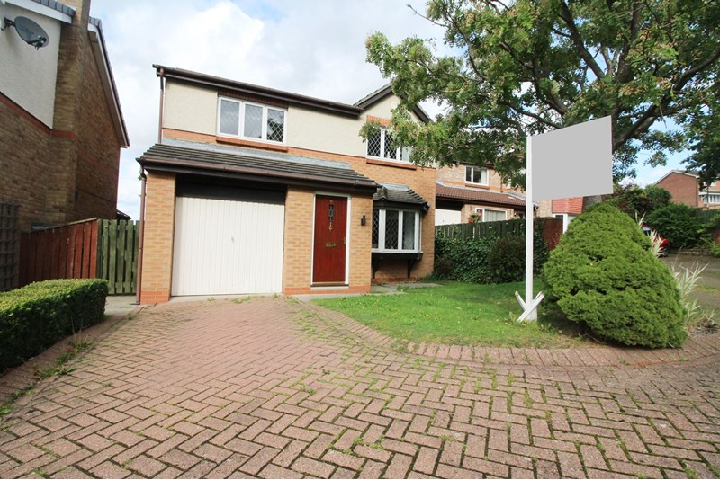 4 Bedrooms Property for sale in Baysdale, Houghton Le Spring, Tyne and Wear, DH4 7SE
