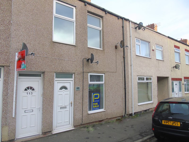 1 Bedroom Property for sale in Astley Road, Seaton Delaval, Whitley Bay, Northumberland, NE25 0DL