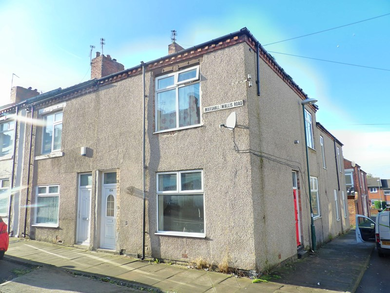 2 Bedrooms Property for sale in Marshall Wallis Road, South Shields, South Shields, Tyne and Wear, NE33 5PW